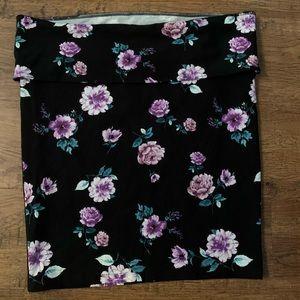 Torrid plus 1X mini skirt new